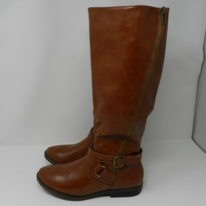 Rampage Boots 2 Pairs Brown & Black 8.5M